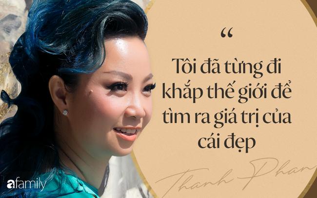 """Thanh Phan - Rời khỏi hãng mỹ phẩm quyền lực thế giới để biến thành """"phù thủy"""" trang điểm, người phụ nữ tự xây dựng cả đế chế làm đẹp của riêng mình - Ảnh 1."""