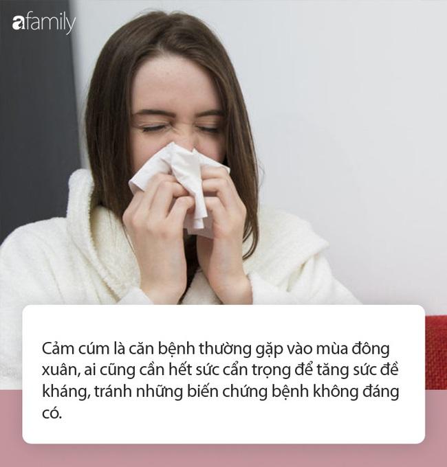 """Chuyên gia y tế """"mách nước"""" bài thuốc dân gian chữa cảm cúm - Ảnh 1."""