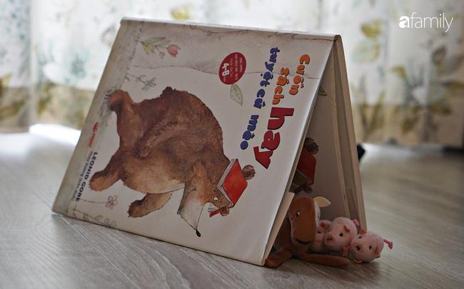 Những trò chơi siêu thú vị từ sách giúp trẻ vừa chơi vừa học khi ở nhà tránh dịch Corona - Ảnh 1.