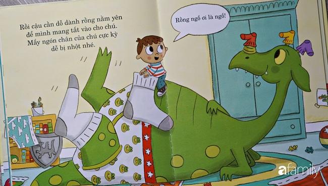 Những trò chơi siêu thú vị từ sách giúp trẻ vừa chơi vừa học khi ở nhà tránh dịch Corona - Ảnh 12.