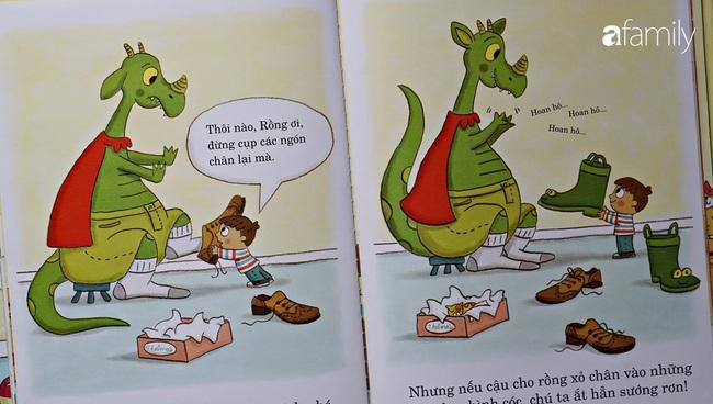 Những trò chơi siêu thú vị từ sách giúp trẻ vừa chơi vừa học khi ở nhà tránh dịch Corona - Ảnh 13.