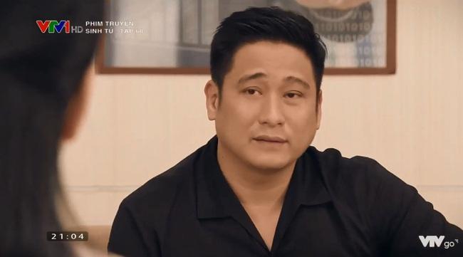 """""""Sinh tử"""" tập 60: Minh Tiệp xảo quyệt đáp trả Mạnh Trường chuyện """"chống lưng"""" cho Việt Anh - Ảnh 2."""