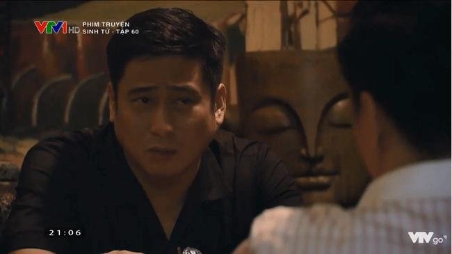 """""""Sinh tử"""" tập 60: Minh Tiệp xảo quyệt đáp trả Mạnh Trường chuyện """"chống lưng"""" cho Việt Anh - Ảnh 4."""