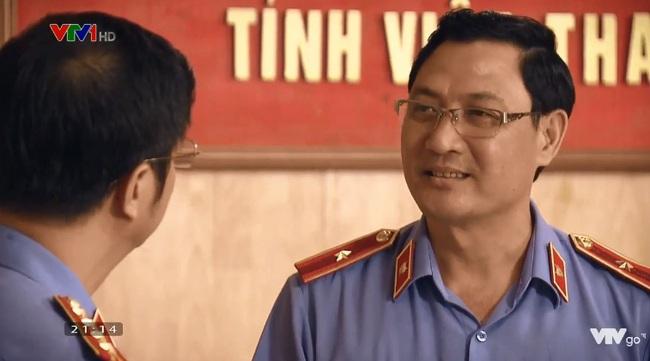 """""""Sinh tử"""" tập 60: Minh Tiệp xảo quyệt đáp trả Mạnh Trường chuyện """"chống lưng"""" cho Việt Anh - Ảnh 7."""