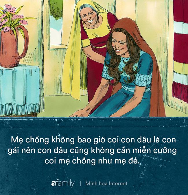 """Nàng dâu với """"thâm niên"""" 20 năm đúc rút trải nghiệm """"xương máu"""": Mẹ chồng không bao giờ coi con dâu là con gái nên đừng miễn cưỡng coi mẹ chồng như mẹ đẻ - Ảnh 1."""