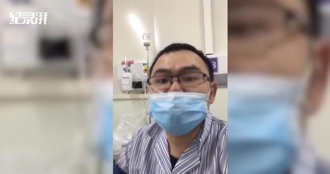 """Bệnh nhân nhiễm virus corona chia sẻ ngày đầu tiên được điều trị ở bệnh viện dã chiến Hỏa Thần Sơn: """"Tôi ăn ngủ rất tốt"""" - Ảnh 1."""