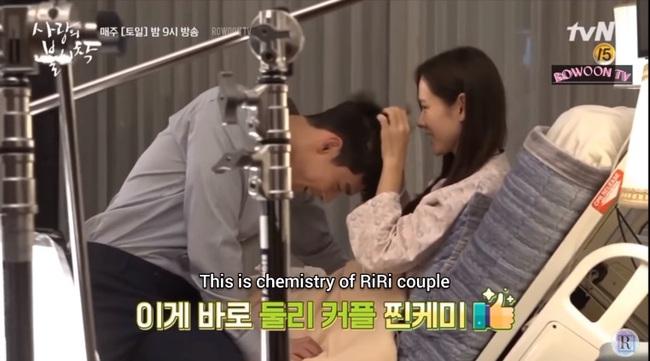 """Hậu trường """"Crash Landing On You"""": Son Ye Jin không cho hôn liền nhận ngay ánh mắt giận dỗi của Hyun Bin - Ảnh 5."""