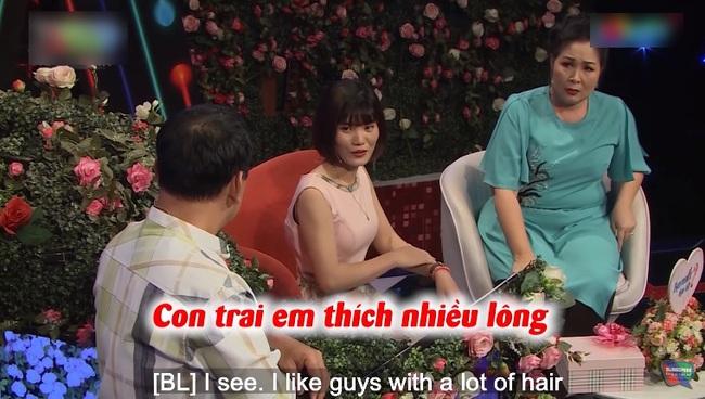 """""""Bạn muốn hẹn hò"""": Cô gái tiết lộ thích đàn ông nhiều lông, Quyền Linh liền bắt chàng trai """"cởi đồ"""" để kiểm chứng - Ảnh 4."""
