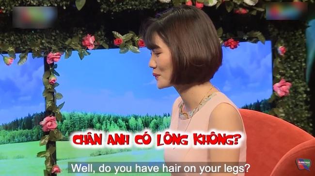 """""""Bạn muốn hẹn hò"""": Cô gái tiết lộ thích đàn ông nhiều lông, Quyền Linh liền bắt chàng trai """"cởi đồ"""" để kiểm chứng - Ảnh 6."""
