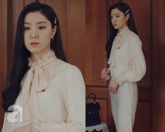 Ít ai để ý, chính những thiết kế cổ áo này đã giúp điểm sang chảnh của Seo Ji Hye (Hạ Cánh Nơi Anh) tăng theo cấp số nhân - Ảnh 2.