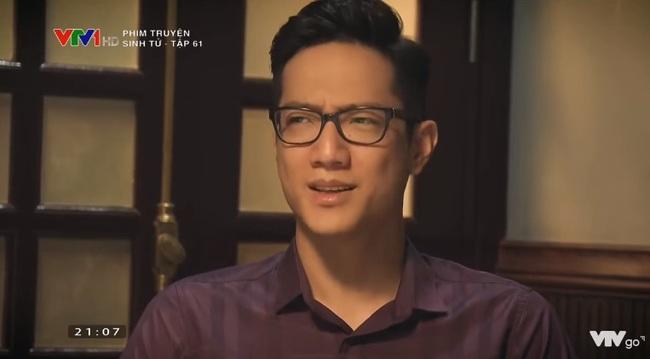 """""""Sinh tử"""" tập 61: Quỳnh Nga cố chấp muốn cướp Chí Nhân làm chồng, nhõng nhẽo vì không được """"qua đêm""""  - Ảnh 6."""