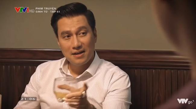"""""""Sinh tử"""" tập 61: Quỳnh Nga cố chấp muốn cướp Chí Nhân làm chồng, nhõng nhẽo vì không được """"qua đêm""""  - Ảnh 5."""