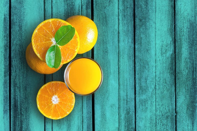 """Sự thật chưa biết về """"thần dược"""" nước cam, giúp tăng miễn dịch cho bà bầu để phòng chống virus Covid-19 - Ảnh 1."""