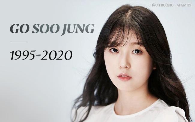 """Bàng hoàng trước thông tin nữ diễn viên phim """"Yêu Tinh"""" Go Soo Jung qua đời ở tuổi 25 - Ảnh 2."""