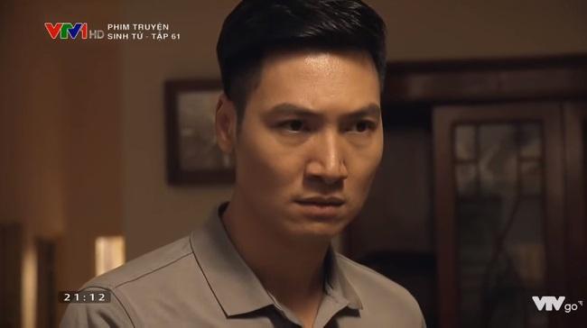 """""""Sinh tử"""" tập 61: Quỳnh Nga cố chấp muốn cướp Chí Nhân làm chồng, nhõng nhẽo vì không được """"qua đêm""""  - Ảnh 9."""