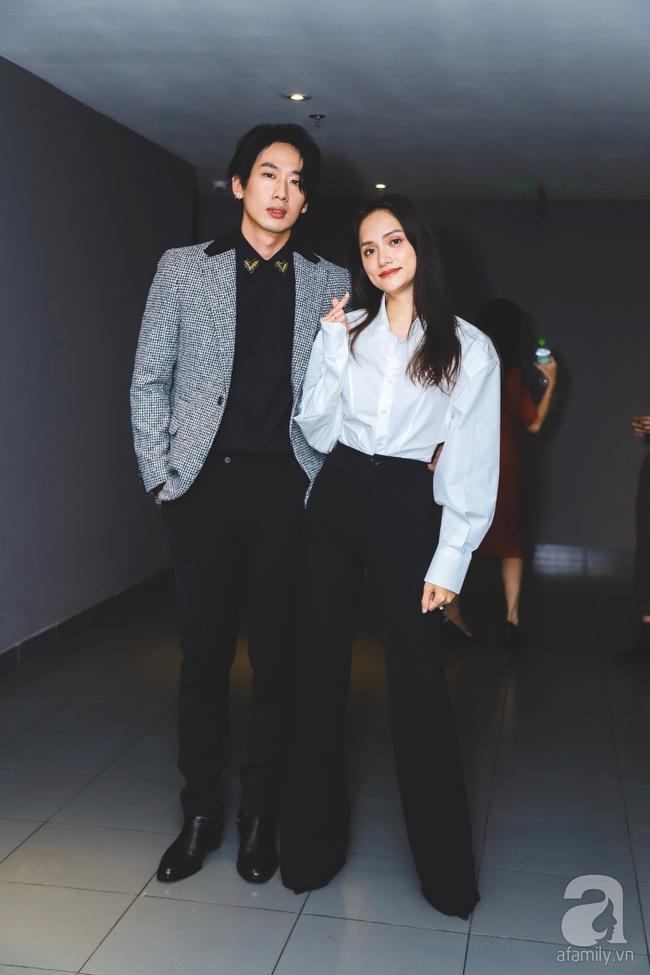 """Hương Giang ăn mặc đơn giản xuất hiện tình cảm bên """"mỹ nam"""" Tuấn Trần - Ảnh 2."""