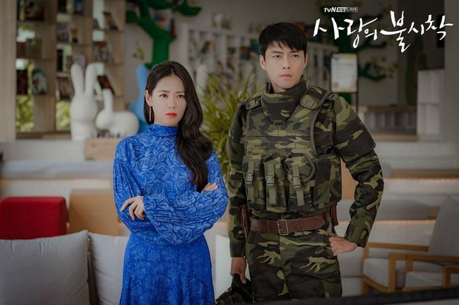 """""""Crash Landing On You"""" lọt top phim ăn khách của tvN, Son Ye Jin """"vượt mặt"""" Hyun Bin trở thành diễn viên được yêu thích nhất - Ảnh 6."""