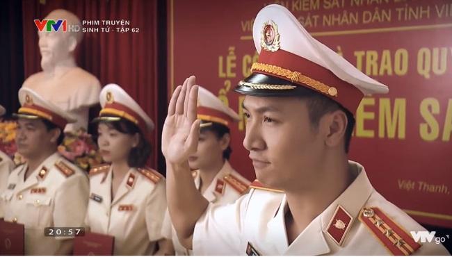 """""""Sinh tử"""" tập 62: Có Lương Thanh làm hậu phương, Mạnh Trường chính thức đối đầu với Việt Anh để trả thù - Ảnh 2."""