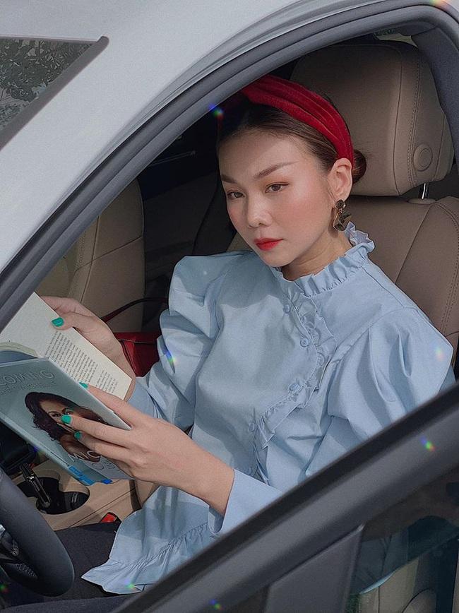 Ai cũng đồn đoán chuyện yêu đương của Thanh Hằng - Hà Anh Tuấn nhưng người đẹp lại phản ứng thế này khi đón Lễ Tình Nhân  - Ảnh 1.