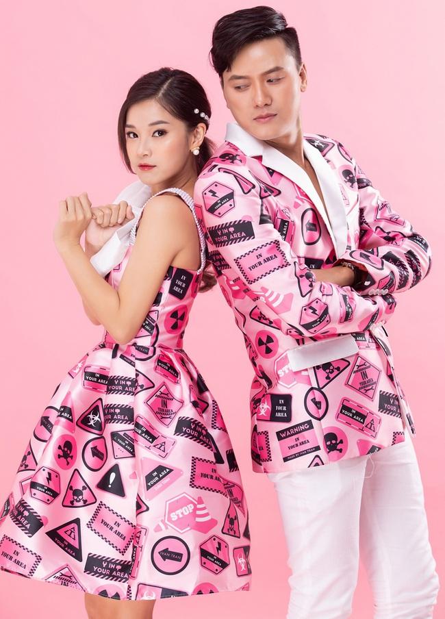 """Hoàng Yến Chibi đẹp lộng lẫy đón Valentine cùng Quách Ngọc Tuyên, khác xa hình ảnh """"cô xe ôm"""" trong phim - Ảnh 8."""
