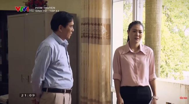 """""""Sinh tử"""" tập 63: Đối đầu với Việt Anh, Thanh Hương bị gây khó dễ tới mức bật khóc  - Ảnh 3."""