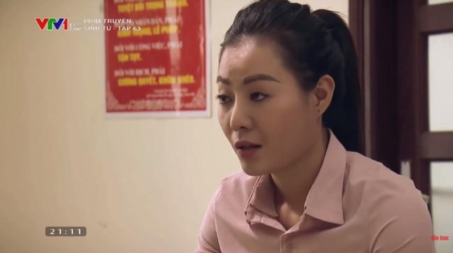 """""""Sinh tử"""" tập 63: Đối đầu với Việt Anh, Thanh Hương bị gây khó dễ tới mức bật khóc  - Ảnh 4."""