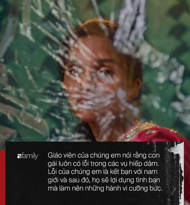 Văn hóa hiếp dâm ở Ấn Độ: Khi người phụ nữ làm gì cũng sai, tự bản thân làm mình bị cưỡng bức và đàn ông thì không có lỗi - Ảnh 6.
