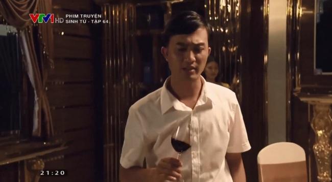 """""""Sinh tử"""" tập 64: Thanh Hương """"dính phốt"""", Việt Anh đắc chí ăn mừng vì loại được cái gai trong mắt - Ảnh 4."""