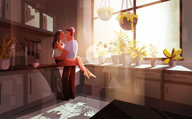 Trong tình yêu, sự lãng mạn là một cái bẫy khổ đau mà rất nhiều người trong chúng ta lầm tưởng đó là hạnh phúc - Ảnh 3.