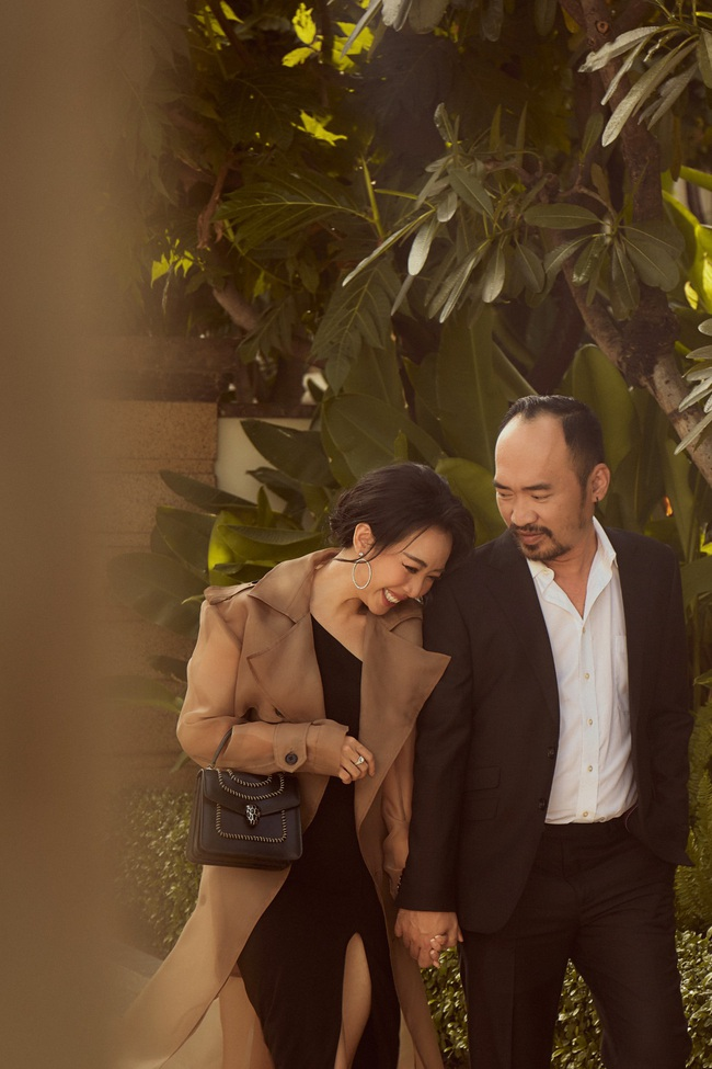 Đón Valentine sau 9 năm chung sống, Thu Trang - Tiến Luật kể về đám cưới: Phát sinh 150 khách không biết từ đâu tới  - Ảnh 5.