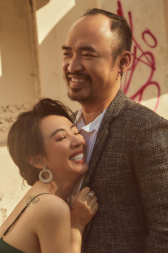 Đón Valentine sau 9 năm chung sống, Thu Trang - Tiến Luật kể về đám cưới: Phát sinh 150 khách không biết từ đâu tới  - Ảnh 10.