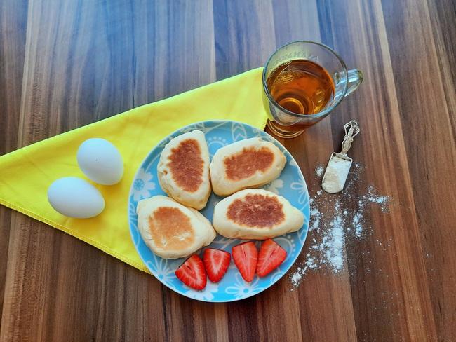 Không cần lò nướng tôi cũng làm được bánh mì kem trứng mềm ngon bất ngờ - Ảnh 7.