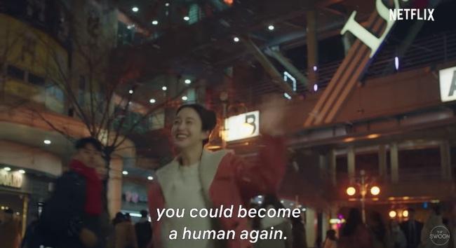 """Kim Tae Hee làm ma nữ tấu hài trong phim thế sóng """"Crash Landing On You"""": Để lộ bọng mắt to, da chảy xệ  - Ảnh 5."""