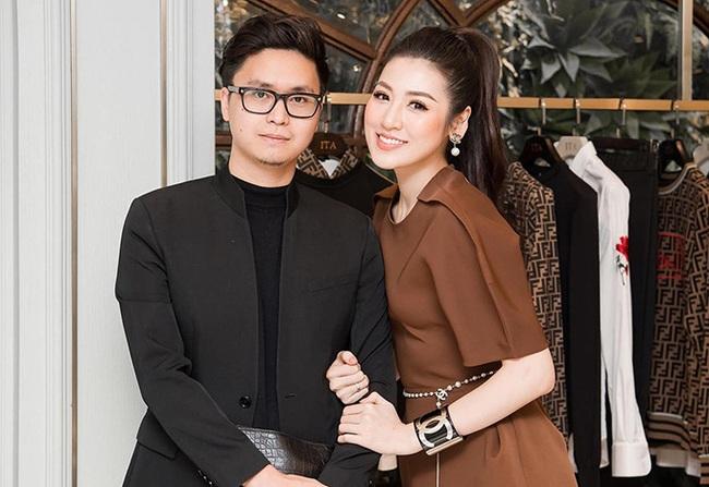 """Chồng mỹ nhân Việt không bao giờ làm người khác thất vọng: Người tặng vợ xế hộp, túi hiệu, Ưng Hoàng Phúc """"chơi lớn"""" nhất mùa Valentine 2020 - Ảnh 2."""