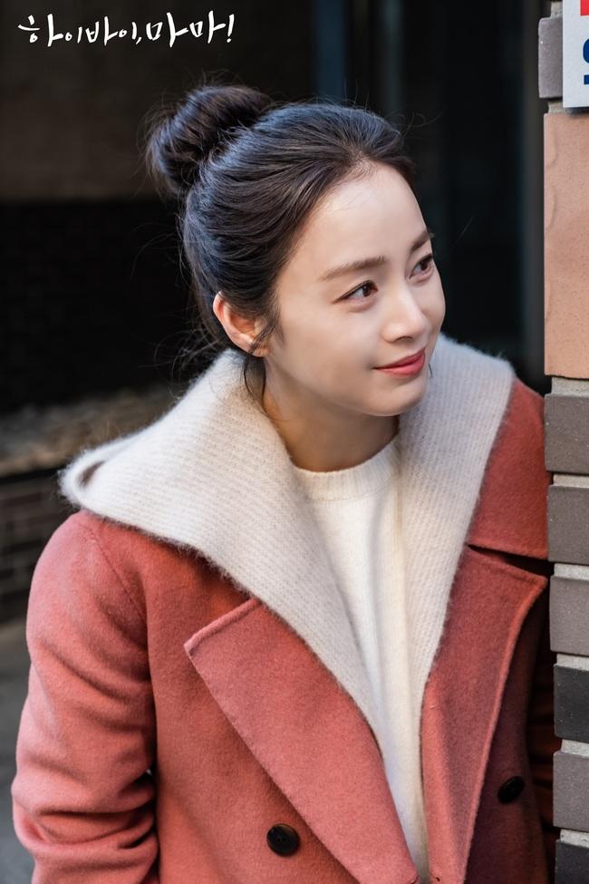 """Kim Tae Hee làm ma nữ tấu hài trong phim thế sóng """"Crash Landing On You"""": Để lộ bọng mắt to, da chảy xệ  - Ảnh 6."""