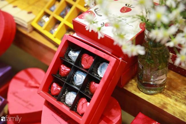 Socola cho ngày Valentine 14/2: Chị em có thực sự thích hoa, quà xịn hay chỉ cần đơn giản là đủ? - Ảnh 2.