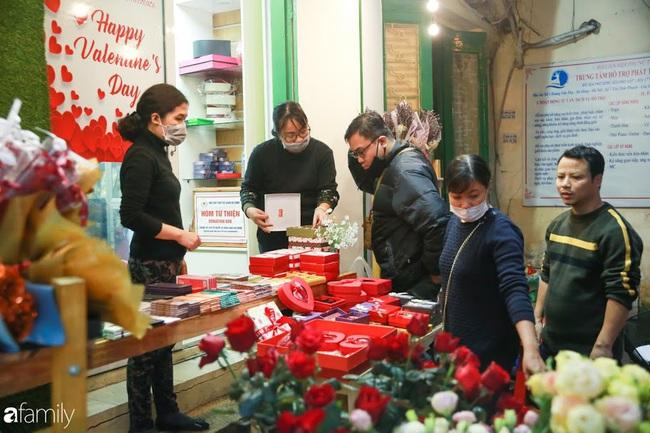 Socola cho ngày Valentine 14/2: Chị em có thực sự thích hoa, quà xịn hay chỉ cần đơn giản là đủ? - Ảnh 10.