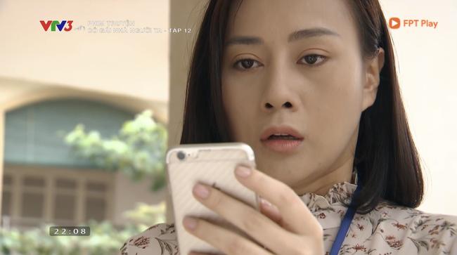 Cô gái nhà người ta: Uyên suy sụp khi xem clip... ân ái của Khoa - Đào - Ảnh 5.