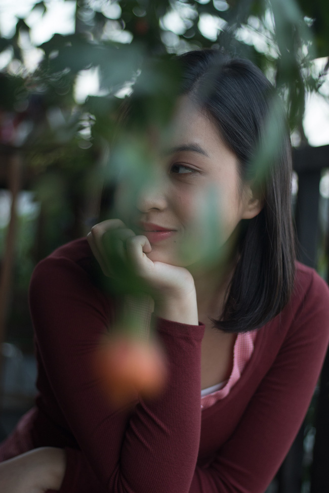 """Thảo Tâm – """"cô giáo Hồng"""" của Mắt Biếc đẹp dịu dàng trong """"Chờ ngày lời hứa nở hoa"""" - Ảnh 4."""