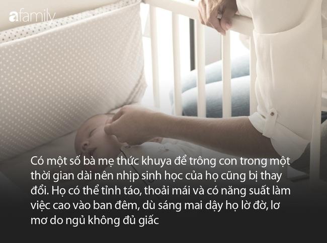 Tại sao dù đã mệt rũ rượi nhưng các bà mẹ vẫn không ngủ ngay sau khi con đã ngủ? - Ảnh 4.