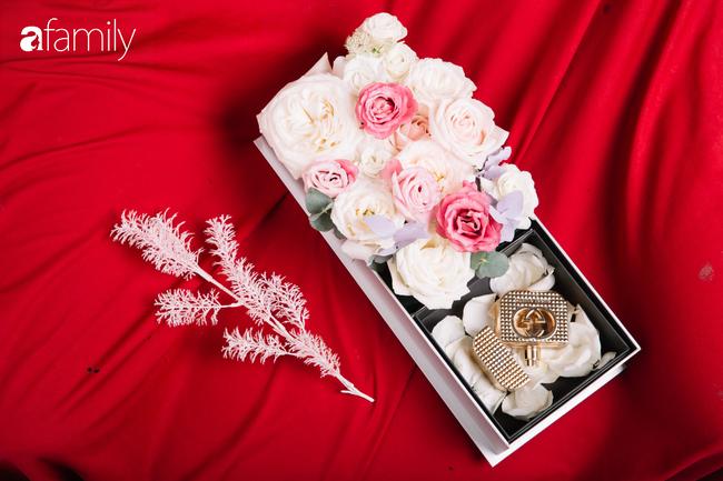 Socola cho ngày Valentine 14/2: Chị em có thực sự thích hoa, quà xịn hay chỉ cần đơn giản là đủ? - Ảnh 1.