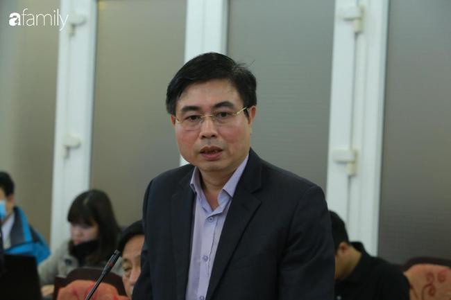 """Chủ tịch UBND huyện Bình Xuyên: """"Phải thực hiện niêm yết giá như chưa có dịch, nếu tăng giá chính quyền sẽ chịu tránh nhiệm"""" - Ảnh 1."""