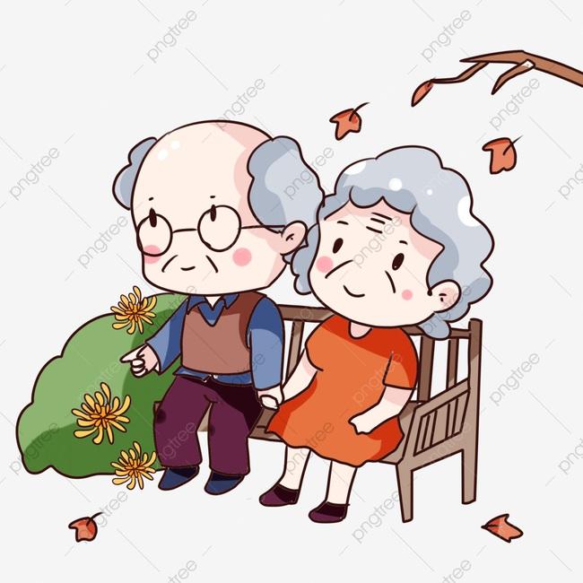 """Đâu chỉ giới trẻ ngọt ngào Valentine, dù đã """"con đàn cháu đống"""" họ vẫn háo hức được đón Lễ tình nhân bên người bạn đời - Ảnh 2."""