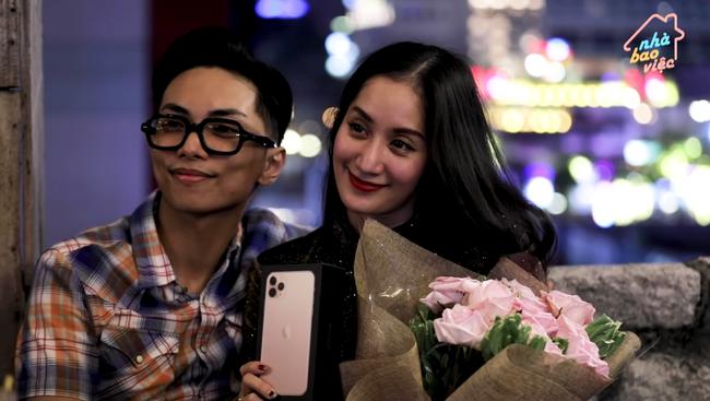 """Chồng mỹ nhân Việt không bao giờ làm người khác thất vọng: Người tặng vợ xế hộp, túi hiệu, Ưng Hoàng Phúc """"chơi lớn"""" nhất mùa Valentine 2020 - Ảnh 3."""
