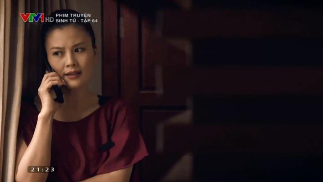 """""""Sinh tử"""" tập 64: Thanh Hương """"dính phốt"""", Việt Anh đắc chí ăn mừng vì loại được cái gai trong mắt - Ảnh 7."""