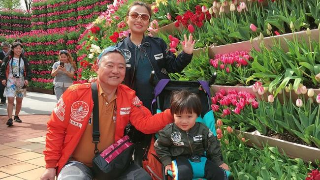 """Quỳnh Trần JP nhận danh hiệu """"đệ nhất mát tay"""" với hình ảnh chăm chồng nhìn thấy mà """"thương"""" - Ảnh 2."""