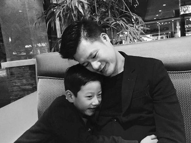 Con trai của Quang Dũng và Jennifer Phạm đón sinh nhật tuổi 12, ngoại hình của cậu bé mới gây bất ngờ - Ảnh 3.