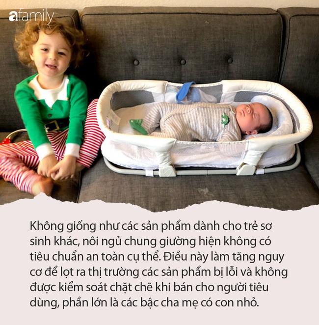 """Nôi ngủ chung giường cho bé – cứ tưởng là """"cứu cánh"""" cho bố mẹ nhưng lại ẩn chứa nhiều bất cập khôn lường - Ảnh 2."""