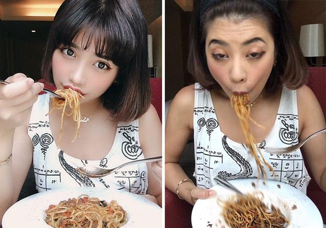 """Sự thật phũ phàng đằng sau những pô ảnh """"nghìn like"""" trên Instagram của cô gái Thái xinh đẹp - Ảnh 12."""