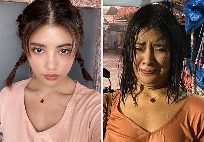 """Sự thật phũ phàng đằng sau những pô ảnh """"nghìn like"""" trên Instagram của cô gái Thái xinh đẹp - Ảnh 16."""